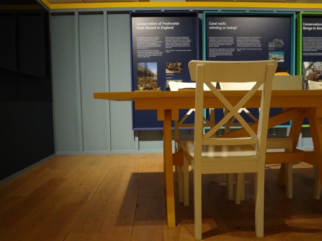 Trestle Table Build.