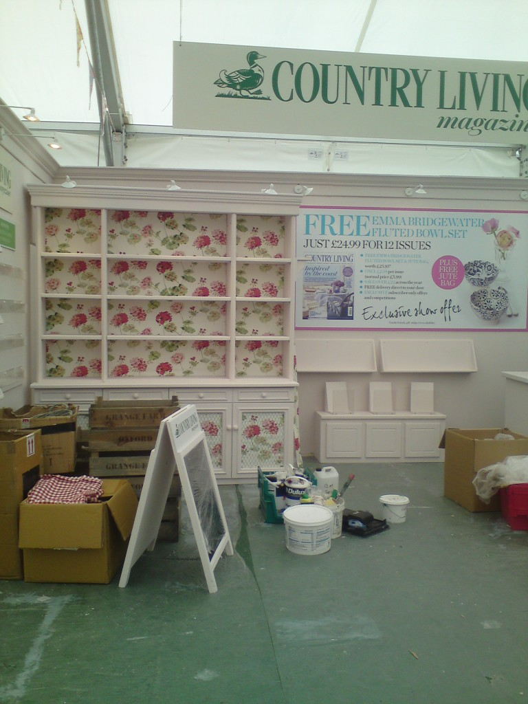 Country Living Exhibition Tatton Park RHS