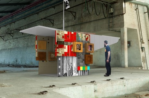 MODPOD Interactive Educational Installation