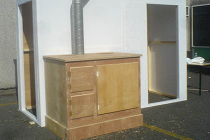 Contact Theatre Manchester – Props / Bespoke Furniture