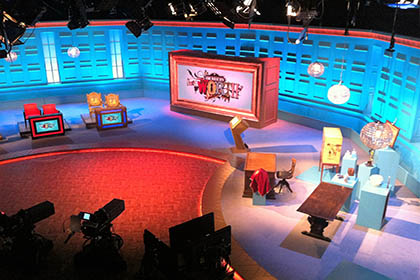 For What It's Worth (Fern Britton) BBC – Set Build / Carpentry – EC Creative Services