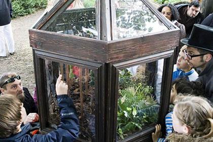 Galvonium Bespoke Invention – Garden of Delights Festival, Manchester