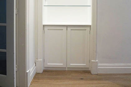 Hall Cabinet – Private Domestic Client