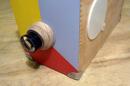 Bespoke Magic 'Projecteo' Lanterns – Lou Hazelwood – Artist Commission