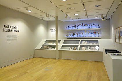 Manchester Museum – Object Lessons Exhibition