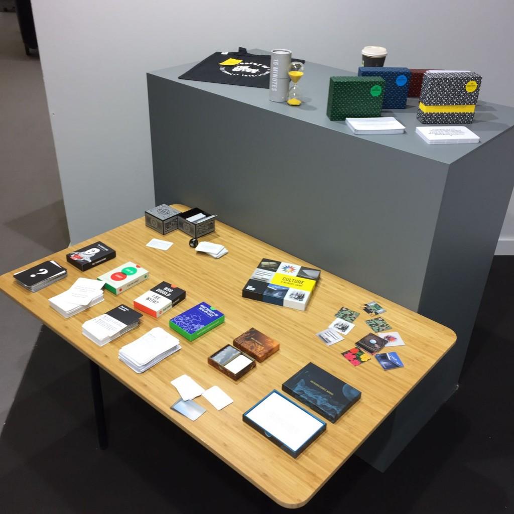 School of Life Exhibition/ Furniture Build.